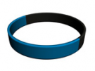 Segmenterad Blue/Black