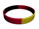 Segmenterad Red/Black/Red/Yellow