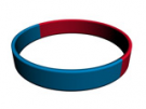 Segmenterad Red/Blue
