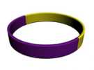 Segmenterad Yellow/Purple